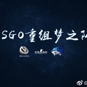 浴火重生 VG正式宣布CS:GO俱乐部新阵容