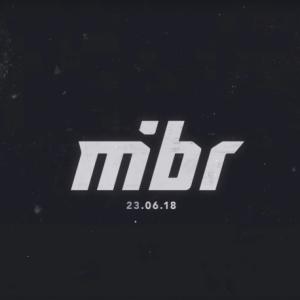 mibr宣布回归:6月23日发布会公布新阵容