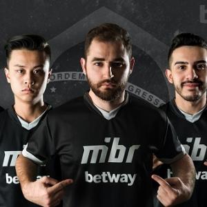 MIBR将参加ELEAGUE 首席赛 SK俱乐部一场空