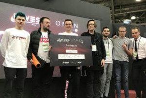 VP四人携手征战WESG 成功晋级全球总决赛