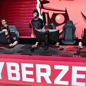 实力差距 CyberZen第二轮1:16负于Mouz