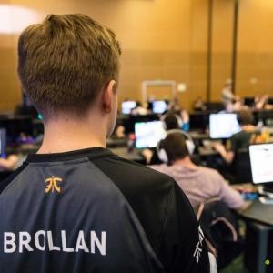 Fnatic据外媒报道,将招入Brollan补全CSGO阵容